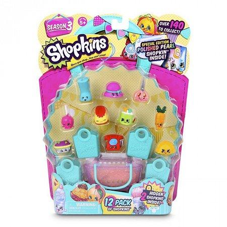 12 друзей Шопкинс, набор серии S3, Shopkins, 56031
