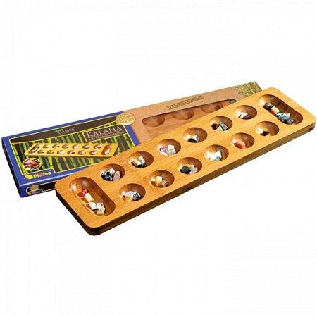 """Игра """"Калах"""", бамбук, 47 см. Philos 3255"""