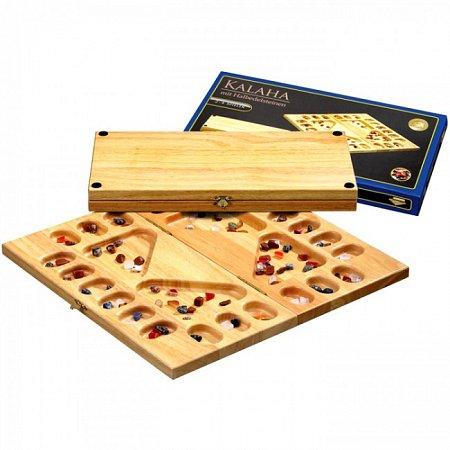 """Игра """"Калах"""", для 2-4 игроков, гевея. Philos 3128"""