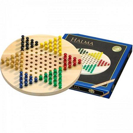 Игра Китайские шашки, круглые. Philos 3113