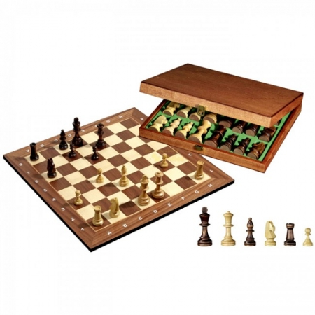 Шахматы турнирные, 50х50х1,2 см. Philos 2503