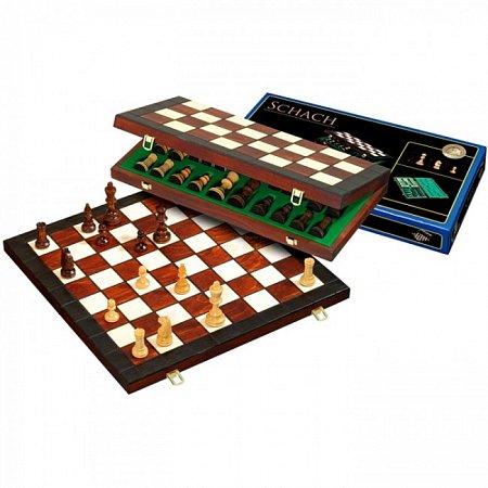 Шахматы Fischer, 40х20,5х5 см. Philos 2605