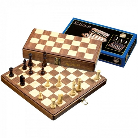 Шахматы средние, 30х16х5,5 см. Philos 2625