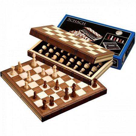 Шахматы дорожные, книжка, 30х15х5 см. Philos 2705