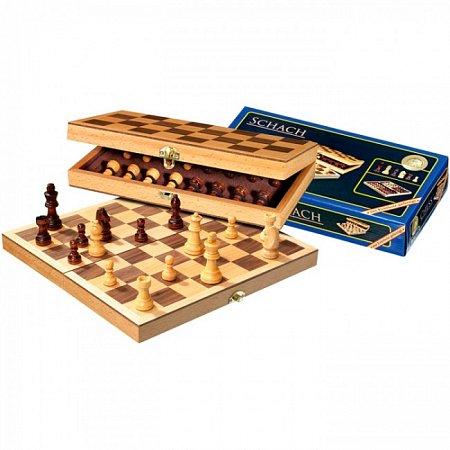 Шахматы 29,7х15,5х5 см. Philos 2708