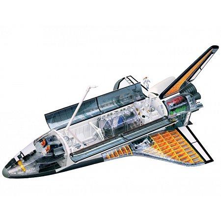 4D Master - Объемная модель Космический корабль Спейс Шатл (26116)