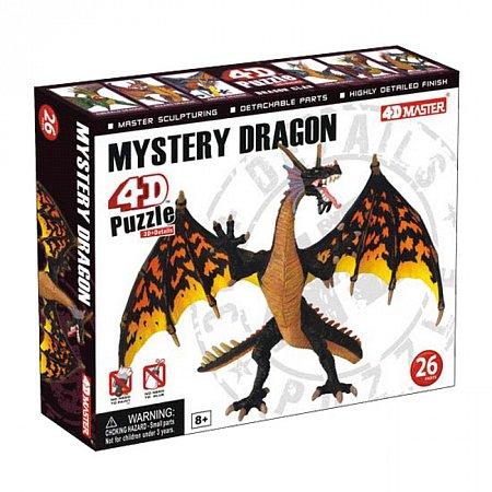 4D Master - Объемный пазл Дракон Мистический (26843)