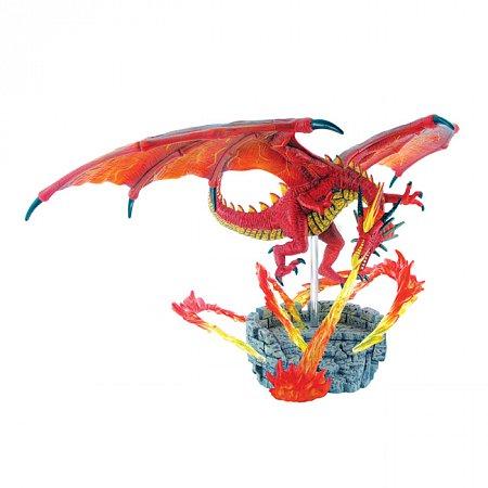 4D Master - Объемный пазл Дракон Огненный (26846)