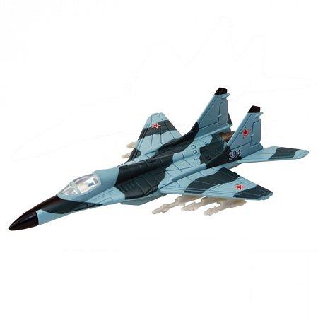 4D Master - Объемный пазл Истребитель МиГ-29 (26207)
