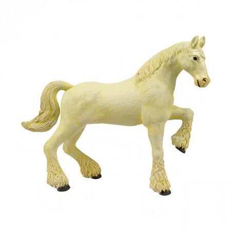 4D Master - Объемный пазл Лошадь тяжеловоз белая (26529)