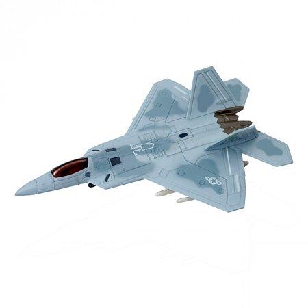 4D Master - Объемный пазл Многоцелевой истребитель F-22A Raptor (Ящер), 26201