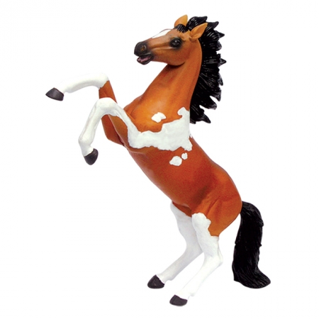 4D Master - Объемный пазл Скачущая пятнистая лошадь (26524)