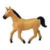 4D Master - Объемный пазл Светло-коричневая лошадь (26457)