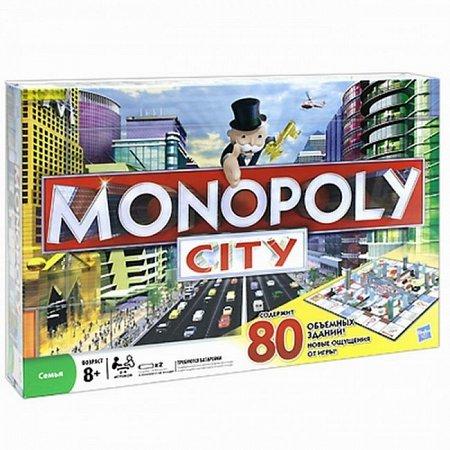 Изображение - Настольная игра Монополия Сити   Monopoly City   NEW!