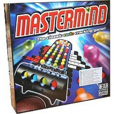 Настольная игра Властелин Разума | Mastermind | Мастермайнд