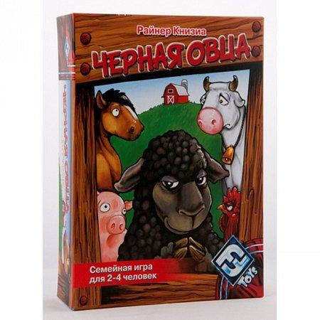 Настольная игра Чёрная Овца (Black Sheep)
