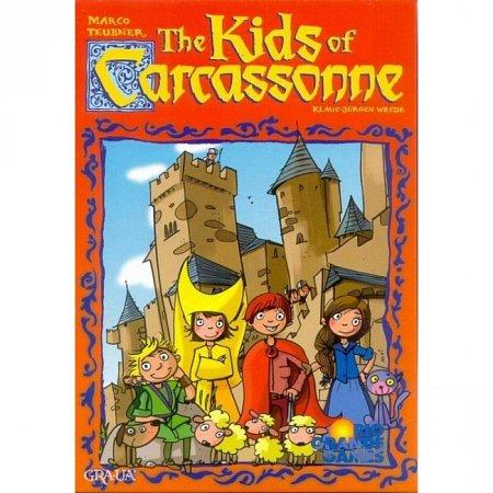Каркассон. Дети Каркассона | Carcassonne. The Kids of Carcassonne (1096)