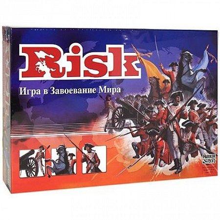 Настольная игра Risk. Игра в Завоевание мира (англ язык)