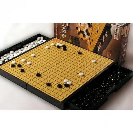 Игра Го - Магнитный комплект (Средний)