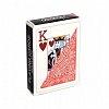 Профессиональные пластиковые карты Modiano Texas Poker, Red
