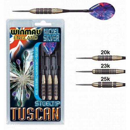 Дротики Winmau Tuscan 25 грамм