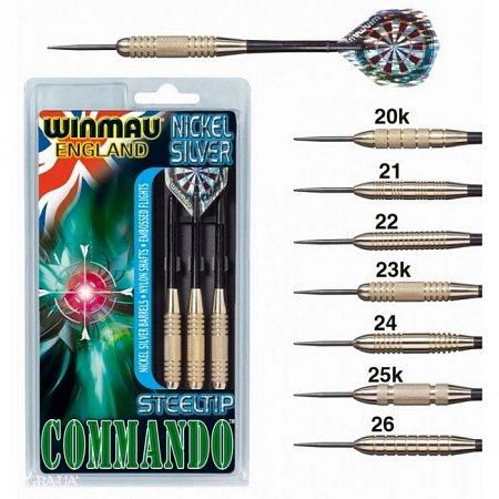 Дротики Winmau Commando 21 грамм