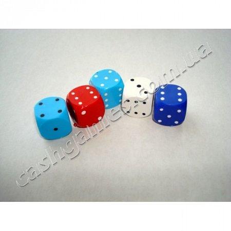 Кости игральные 15 мм | кубики игральные | игровые кости | кубики игровые | зары | зарики