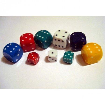 Кубики игральные | игровые кости | зары | зарики