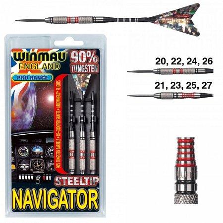 Дротики Winmau Navigator 25g