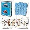 Изображение 1 - Пластиковые карты Modiano Poker Index, light blue