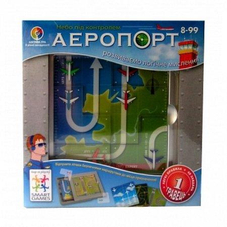 Настольная игра Аэропорт, SMART GAMES (SG 202 UKR)