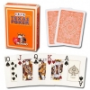 Пластиковые карты Modiano Texas Poker, orange