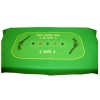 Сукно для покера зеленого цвета, Испания , 160 х 100 см
