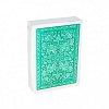 Пластиковые карты Fournier 2818 зеленые