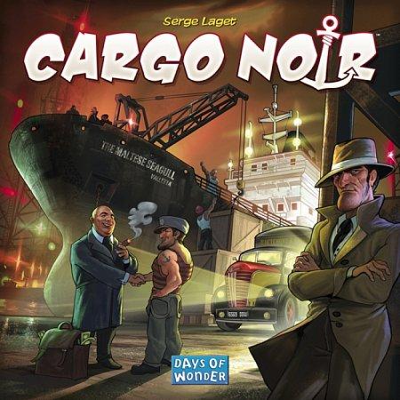 Cargo Noir (Черный груз). Настольная игра. Англ.яз