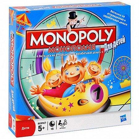 Изображение - Монополия для детей