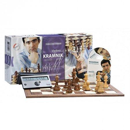 Шахматы DGT. Подарочный набор от В.Крамника