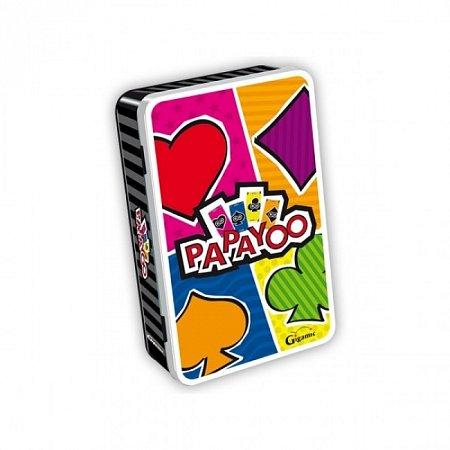 Настольная игра с картами Gigamic PAPAYOO (40021)