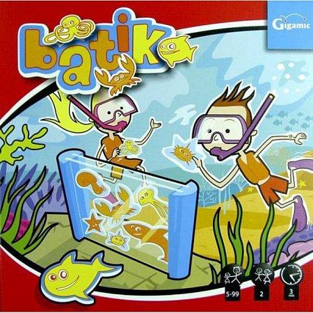 Настольная игра Gigamic BATIK KIDS   Батик детский (20125)