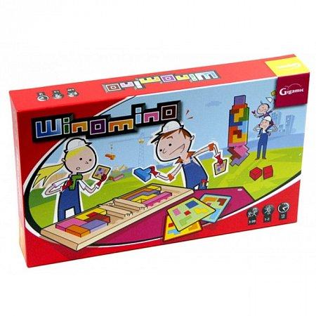 Изображение - Настольная игра Gigamic WINOMINO KIDS | Виномино детский (30203)