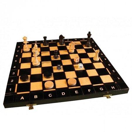 Нарды и шахматы, 42 см, 2066