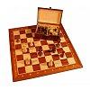 Шахматные фигуры Стаунтон №6 в коробке, король 96 мм (2045, 3168)