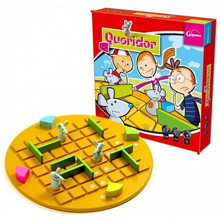 Настольная игра Gigamic QUORIDOR kids   Коридор детский (30105)