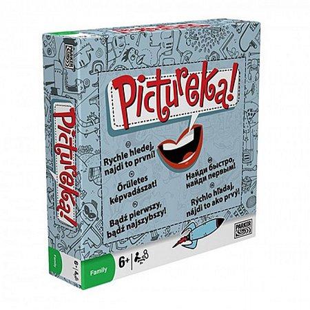Настольная игра Пикчурека (Pictureka)