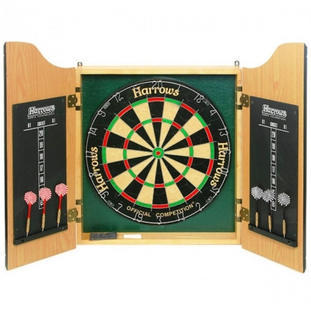 "Дартс-кабинет Harrows Pro""s Choice Complete Darts Set"