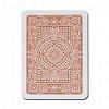 Игральные карты для покера Modiano Texas Poker 2 PIP Jumbo Brown