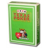 Профессиональные пластиковые карты Modiano Texas Poker, Light Green