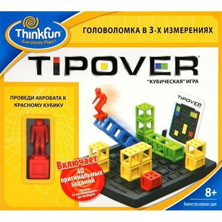 """Игра-головоломка """"Кубическая головоломка"""", Tipover"""