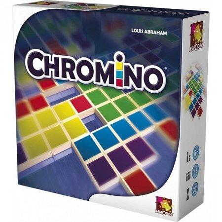 Настольная игра Хромино (Chromino)