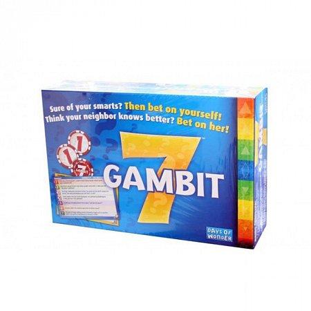 """Настольная игра """"Gambit 7"""""""